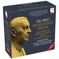 Sergey Rachmaninov: Complete Piano Music - 10CD