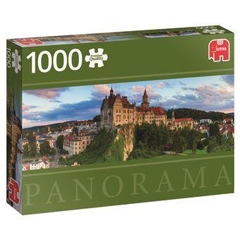 Puzzle Sigmaringen Castle Germany - 1000 Peças