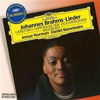 Brahms: Lieder - CD