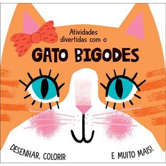 Atividades Divertidas com o Gato Bigodes