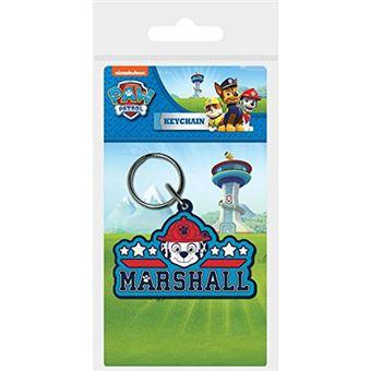 Porta-Chaves de Borracha Paw Patrol: Marshall