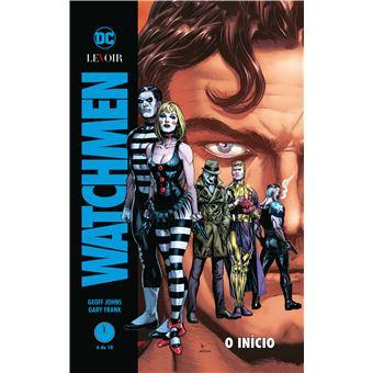 Coleção Watchmen: Doomsday Clock - Livro 6: O Início