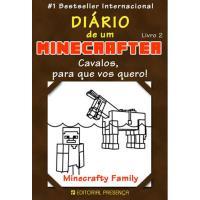 O Diário de um Minecrafter - Livro 2: Cavalos, Para Que Vos Quero!