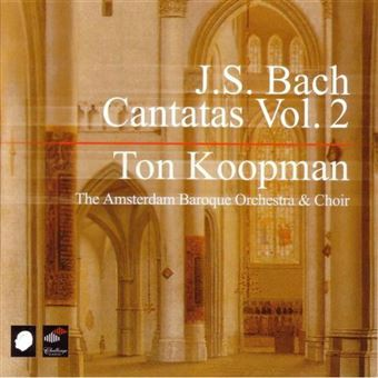 Complete bach cantatas 2