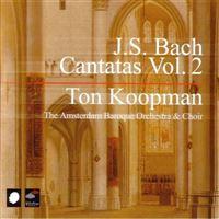 Complete bach cantatas 2
