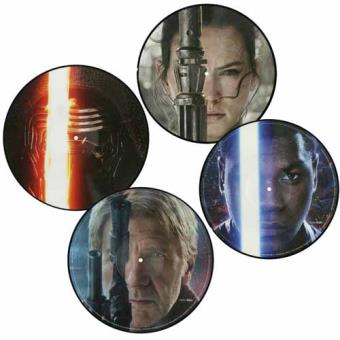BSO Star Wars - The Force Awakens (2LP) (180g) (Picture Disc)
