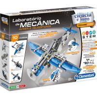 Laboratório de Mecânica Aviões e Helicópteros - Clementoni