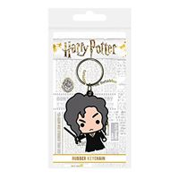 Porta-Chaves de Borracha Harry Potter - Bellatrix Lestrange