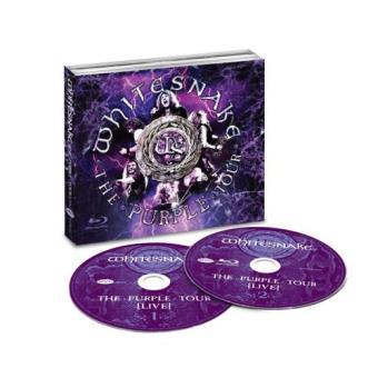 The Purple Tour Live - CD + Blu-ray