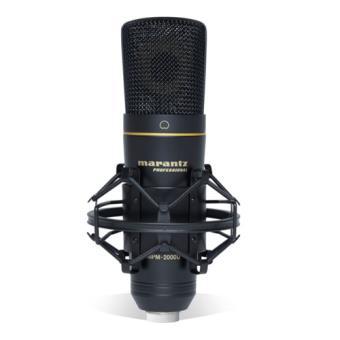 Microfone de Diafragma Largo MPM-2000U