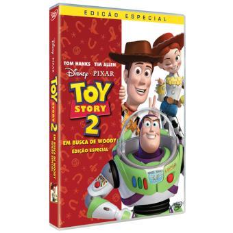 Toy Story 2: Em Busca de Woody - Edição Especial