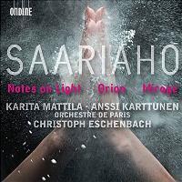 Saariaho-notes On Light