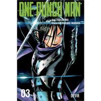 One-Punch Man - Livro 3