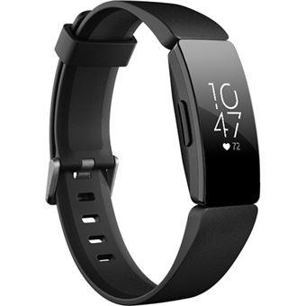 Pulseira de Atividade Fitbit Inspire HR - Preto