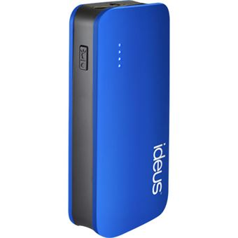 Power Bank Ideus 4400mAh - Azul