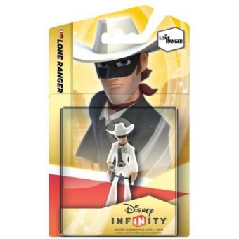 Disney Infinity - Figura Cristal: Lone Ranger