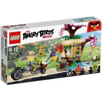LEGO Angry Birds 75823 O Assalto aos Ovos na Ilha dos Pássaros