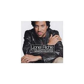 Lionel Richie & The Commodores: The Definitive Collection (2CD)