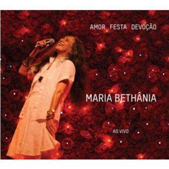 Amor, Festa e Devoção - 2CD