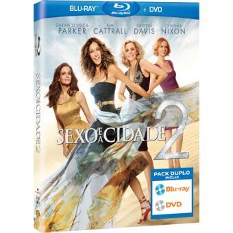 Sexo e a Cidade 2 (Blu-ray + DVD)
