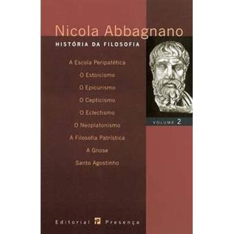 História da Filosofia Vol 2