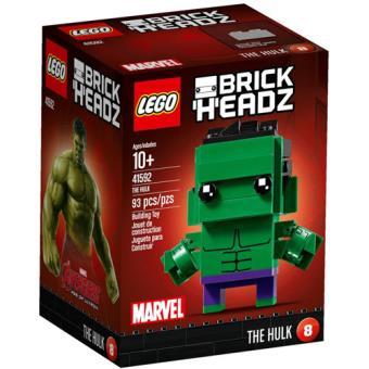 LEGO BrickHeadz 41592 The Hulk!