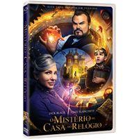O Mistério da Casa do Relógio - DVD