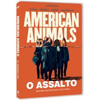 American Animals: O Assalto - DVD