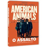 American Animals: O Assalto - DVD