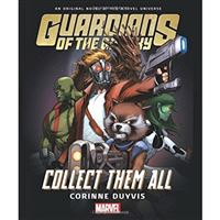 Guardians of the galaxy: collect th