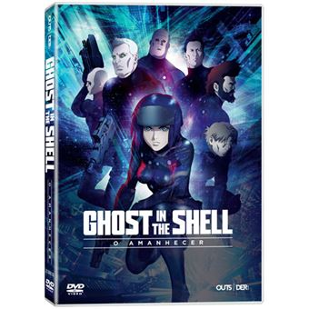 Ghost in the Shell: O Amanhecer - DVD