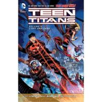 Teen Titans Vol 4 Light and Dark