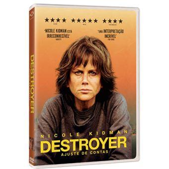 Destroyer: Ajuste de Contas - DVD
