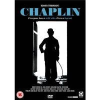 Chaplin - DVD Importação