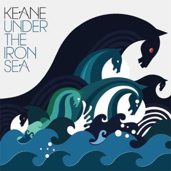 Under The Iron Sea - LP 12''