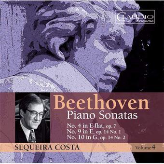 Beethoven: Piano Sonatas Vol 4 - CD