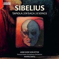 Jean Sibelius: Tapiola, En saga & Songs - SACD