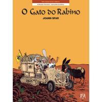 O Gato do Rabino Vol 4 e 5
