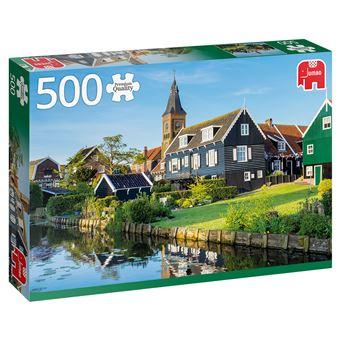 Puzzle Marken The Netherlands - 500 Peças