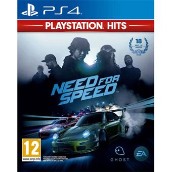 Need For Speed 2016 - Playstation Hits - PS4