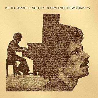 Solo Performance New York '75