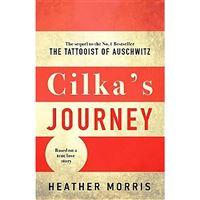 Cilka's Journey : The sequel to The Tattooist of Auschwitz