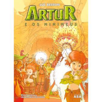 Artur e os Minimeus - Álbum 6/8 Anos