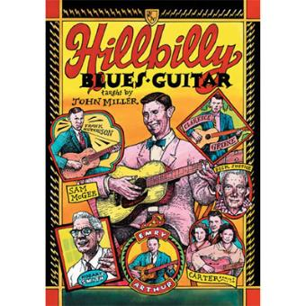 Hillbilly Blues Guitar