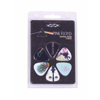 """Pack 6 Palhetas Perris """"Pink Floyd"""""""