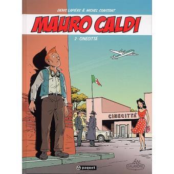 Mauro Caldi Vol 2 Cinecittà