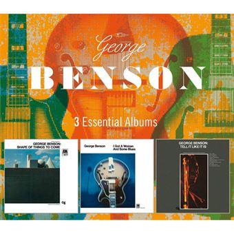 George Benson: 3 Essential Albums - 3CD