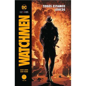 Coleção Watchmen: Doomsday Clock - Livro 7:Todos Estamos Loucos