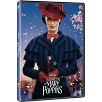 O Regresso de Mary Poppins - DVD