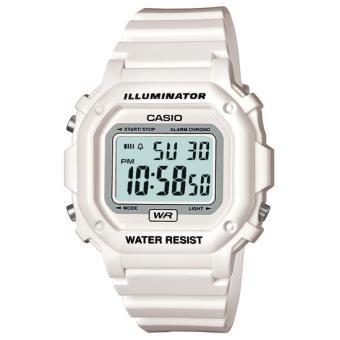 49dd15eb8dc Casio Relógio Collection F-108WHC-7BEF (Branco) - Relógio - Compra ...